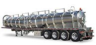 Vacuum Trailers For Sale or For Lease