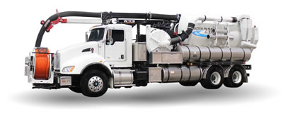 Sewer Cleaning Trucks For Sale