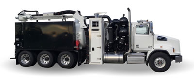 Hydrovac Trucks For Sale