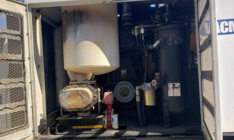 2007 Vacmasters System 4000 Air Amp Water Vacuum Excavation
