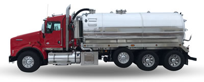 Liquid Vacuum and Septic Waste Trucks For Sale
