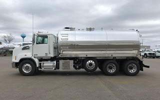 View Liquid Vacuum and Septic Truck Inventory